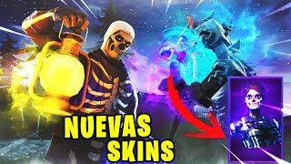 RETURN SKULL TROOPER AND NEW HALLOWEEN SKINS FILTERED - FORTNITE BATTLE ROYALE