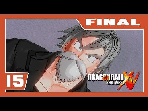 Dragon Ball Xenoverse: Detonado Em Português - Parte #15 - MORTE DE BINX // FINAL