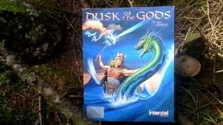 Dusk of the Gods Unboxing (PC) ENGLISH