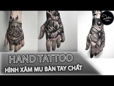 51 hình xăm mu bàn tay chất nhất cho cả nam và nữ 2018 – Zebra Tattoo