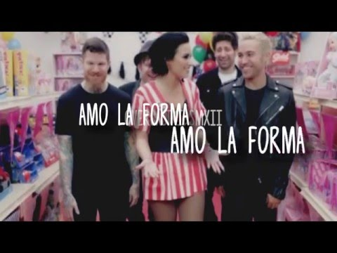 Fall Out Boy - Irresistible (feat. Demi Lovato) |Traducida al español♥