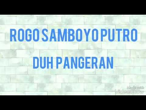 mp3 Jaranan RSP(ROGO SAMBOYO PUTRO)-DUH PANGERAN VOC. MBK NOVITA