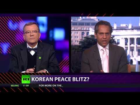 CrossTalk: Korean Peace Blitz?