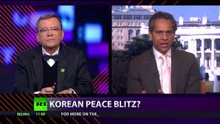 CrossTalk: Korean Peace Blitz?