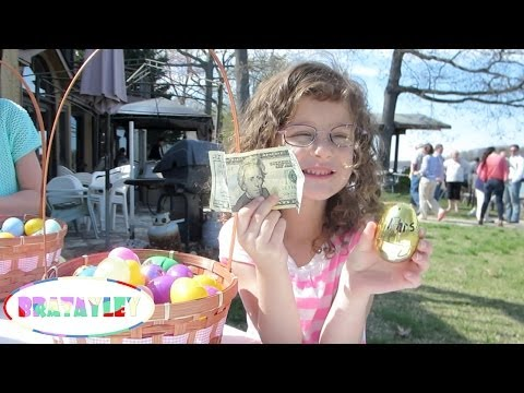 The Easter Bunny LOVES Me! (WK 172.5) | Bratayley