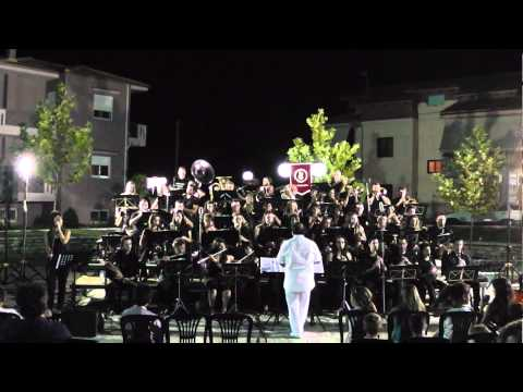 Thalasografia Agrinio Band Summer 25 - 8 - 2011