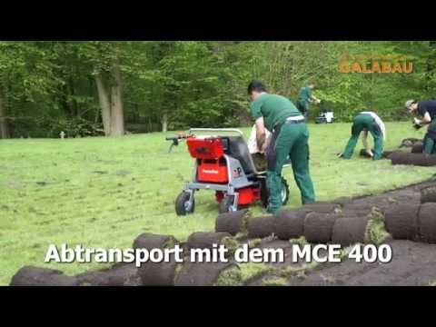 Rasenschalmaschine Mieten Bei Rentas Anleitung Youtube