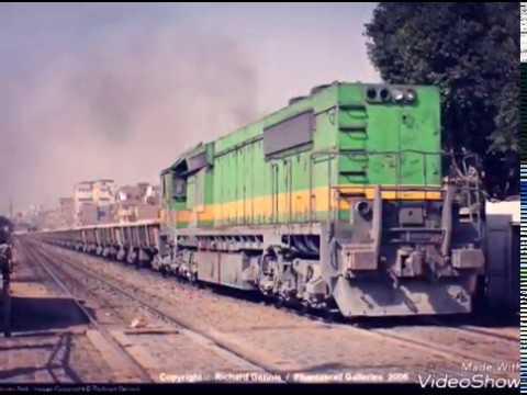 الجرار ( ادترنز الغول Adtranz Freight ) سكك حديد مصر