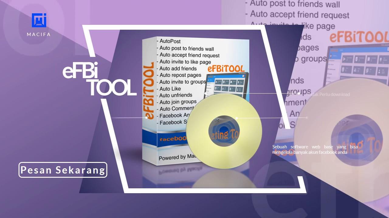 efbitool – Facebook Marketing Tool