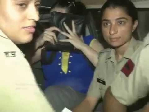 Police Caught Uzbekistani Girls While Doing Prostitution in Gurgaon   India