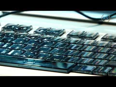 Самые необычные клавиатуры для компьютера