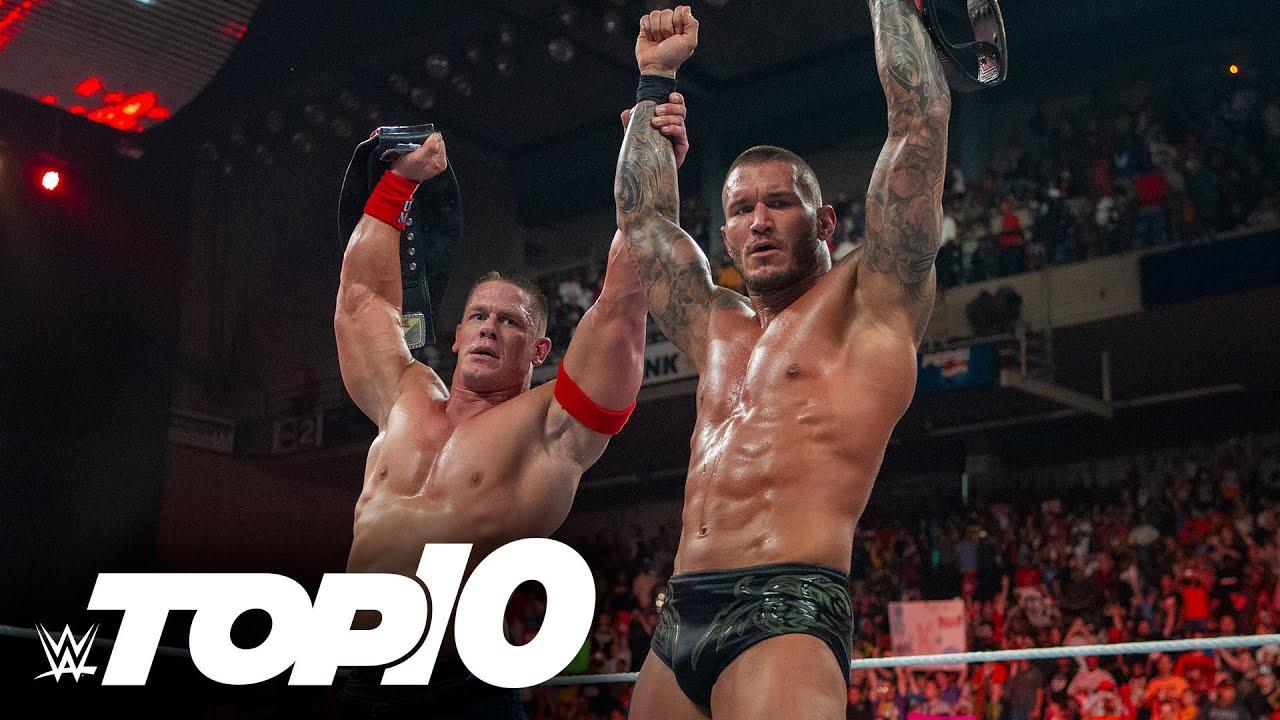 Download John Cena's surprising teammates: WWE Top 10, Aug. 8, 2021