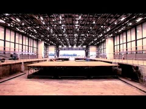 007 Stage at Pinewood Studios