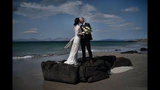 A French German Bride & Spanish Australian Groom for a  Scottish Wedding!