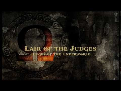 Lair Of The Judges -Ω- God Of War III Soundtrack ♫