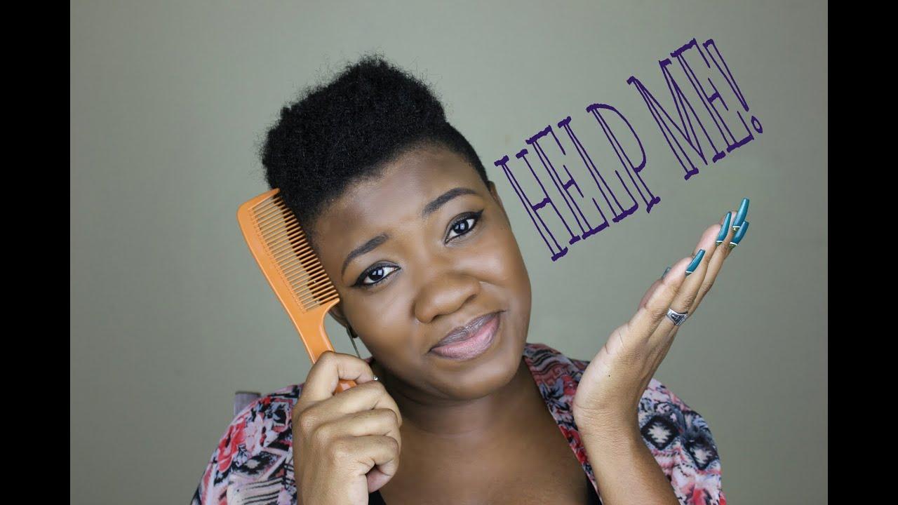 natural hair rant - style ideas
