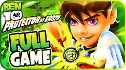 Ben 10: Protector of Earth Walkthrough FULL GAME Longplay (PSP, Wii, PS2)