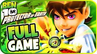 Ben 10: Protector of Earth Walkthrough FULL GAME Longplay (PSP, Wii, PS2)