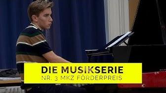Die Musikserie Nr. 3 MKZ Förderpreis