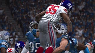 Player Rages After Getting Beat by 59 OVR MUT Team - Madden 15 Ultimate Team Gameplay