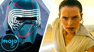 Top 10 Unanswered Questions in The Rise of Skywalker