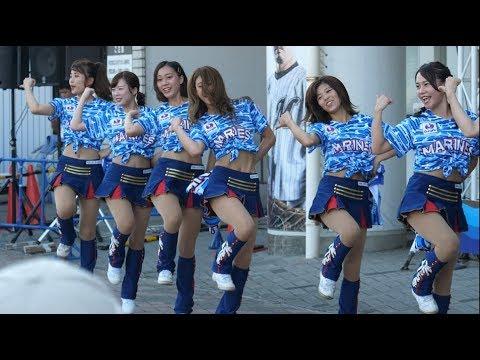 Download 「DA PUMP - U.S.A.」いいねダンス プロ野球のチアが踊る♥超絶かわいい♥awesome Japanese baseball cute cheerleaders shoot dance