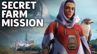Destiny 2 - Secret Farm Scouting Mission And Investigations