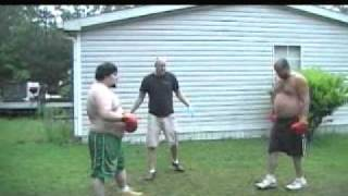 Redneck boxing match 9
