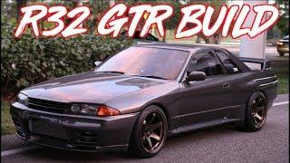 Skyline RB30 Sequential Transmission! - TRC R32 GTR Episode 6