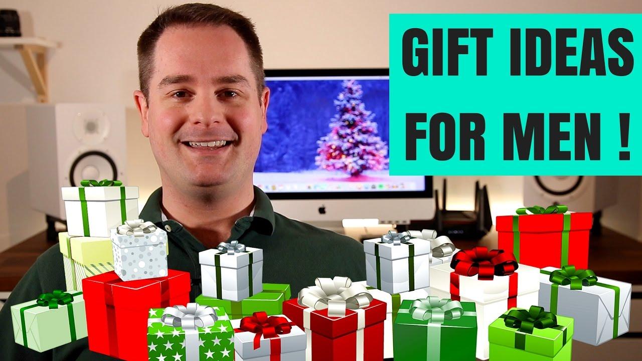 Gift Ideas For Men 2020 Youtube