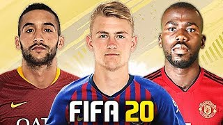 TUTTO L\'AJAX IN VENDITA! 🤑 TOP 10 TRASFERIMENTI FIFA 20 - ESTATE 2019 | Koulibaly, Joao Felix