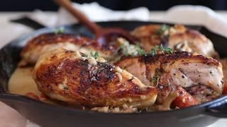 Easy Chicken Coq au Riesling