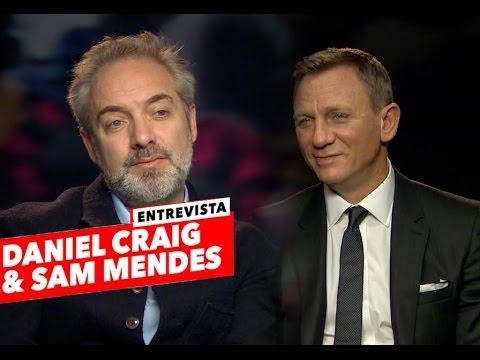 Sam Mendes Y Daniel Craig Hablan De SPECTRE