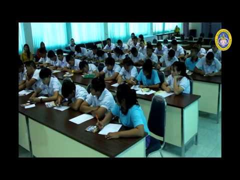 130158 พี่ๆ ม.6 รับการแนะแนวการศึกษาต่อจาก 2 สถาบันอุดมศึกษา