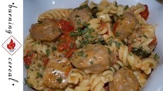 One Pot Pasta Sausage - Recipe