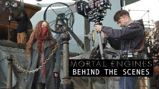 'Mortal Engines' Behind The Scenes