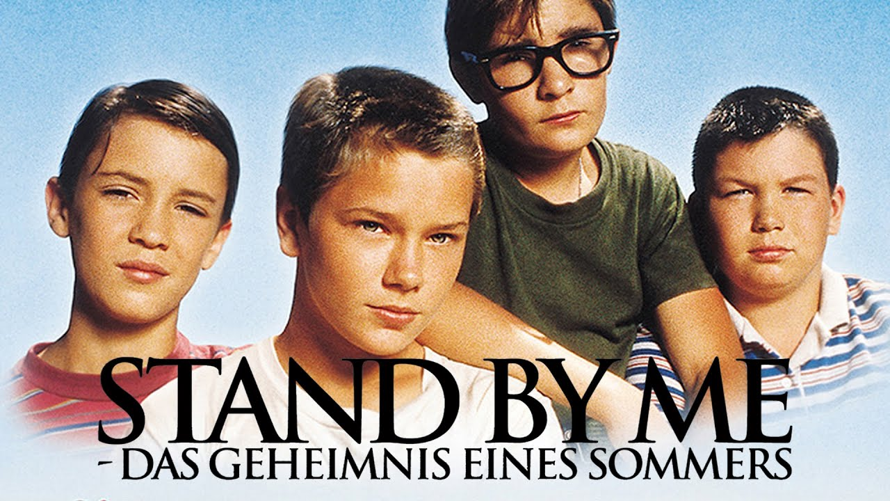 Stand By Me Trailer Deutsch