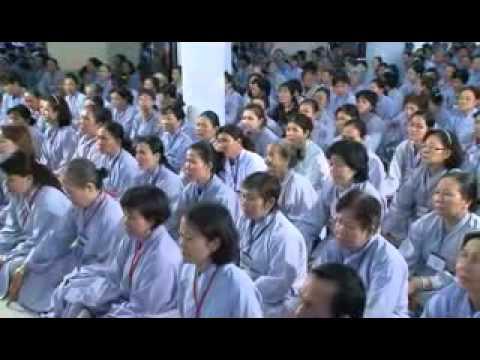 Chuyen Hoa Noi Dau Phan Boi 1/2 - DD Thich Phuoc Tien