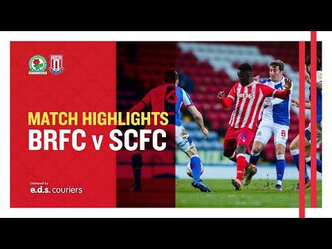 Highlights: Blackburn Rovers v Stoke City