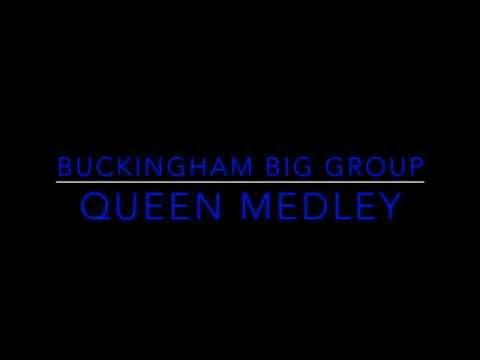 Buckingham House Music- Queen Medley