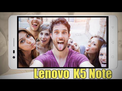 Lenovo K5 Note - музыкальная альтернатива Redmi Note 3 на Helio P10? |  Где купить?