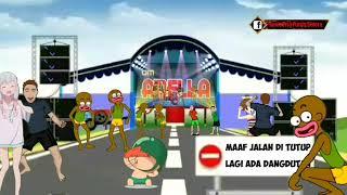 Download lagu 🚫 Maaf Jalan Di Tutup Ada Dangdutan