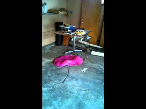 Garage floor replacement Manhattan Kansas