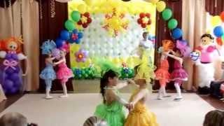 Танцы Кукол-2. Видео Юлии Буговой.