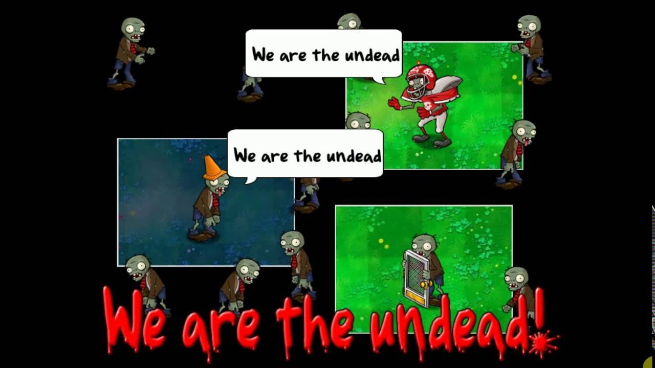 plant vs zombies song - YouTube
