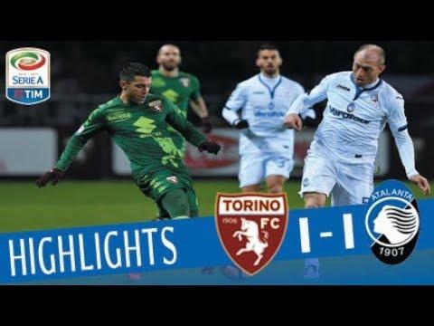Торино - Аталанта 1:1 видео