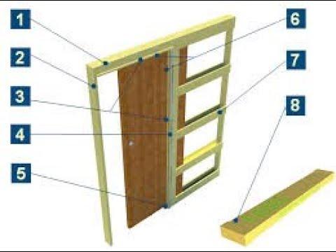 Раздвижные межкомнатные двери. Правильный монтаж и установка.