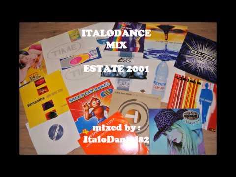 Italodaniel82 Italodance Mix Estate 2001 mp3