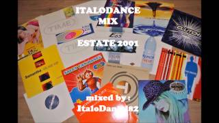Italodaniel82 Italodance Mix Estate 2001 mp3