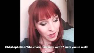 'Supernatural' Exclusive: 9 Questions With Rowena | WHOSAY